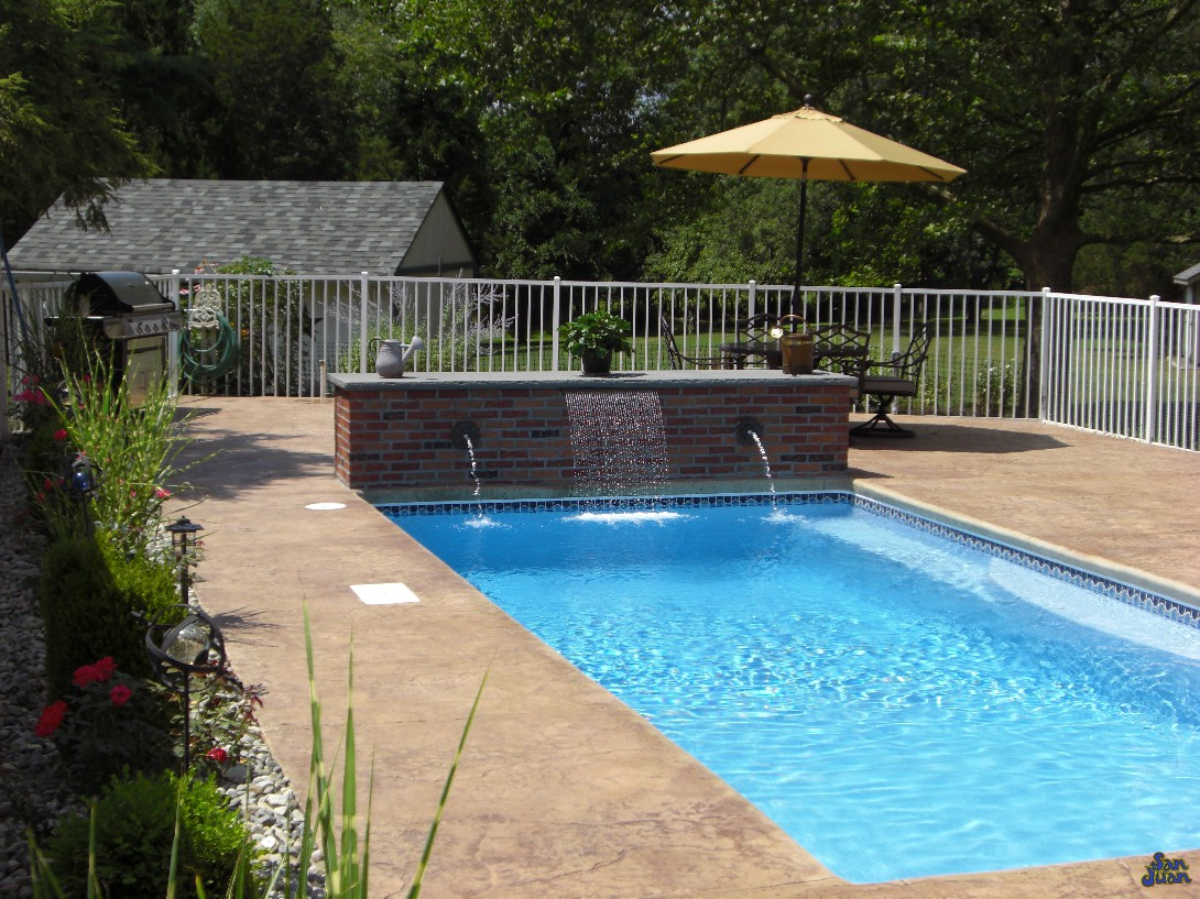 Fiberglass Pool Guyz - Custom Inground Fiberglass Pools Dallas TX