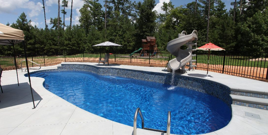 Fiberglass Pool Guyz Custom Inground Fiberglass Pools
