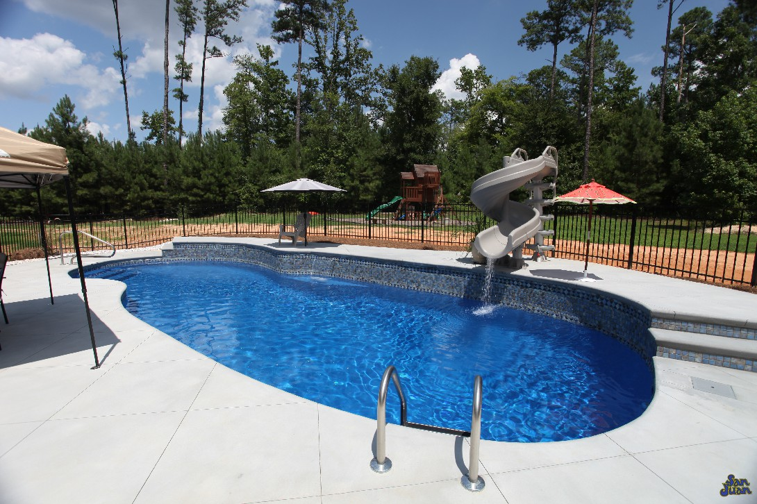 The oasis deep end pool - Fiberglass shells for swimming pools ...