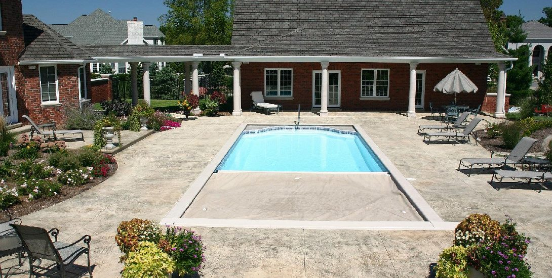 It's not a just a new swimming pool that we are going for here. We support the idea of Creating a Whole New Backyard! This is meant to be a space for you to relax, escape and connect with friends and family. Think of it more as an extension of your home and a way to enjoy the great outdoors!