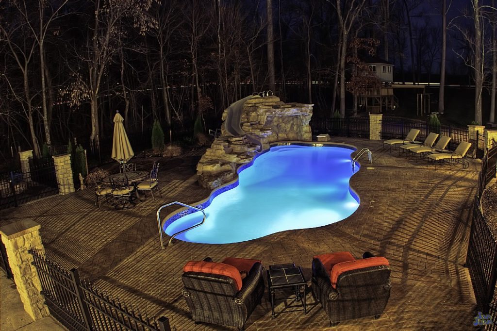 Bringing Back One of Our Favorites – Taj Mahal Deep End Pool