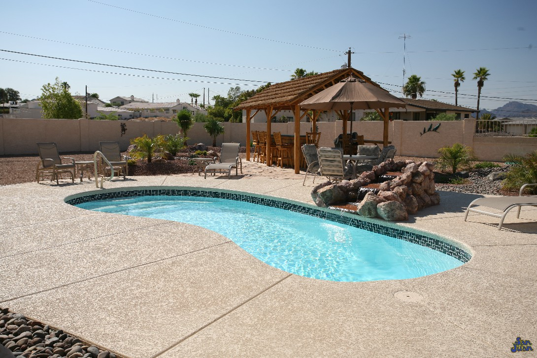 Why wait until mid-Summer to decide if a fiberglass swimming pool is right for you? If you've taken the time to read this article, then we'd like to give you some free information for you to look over. Give us a call at anytime and we'll be more than happy to visit your backyard and provide you with a free estimate today!