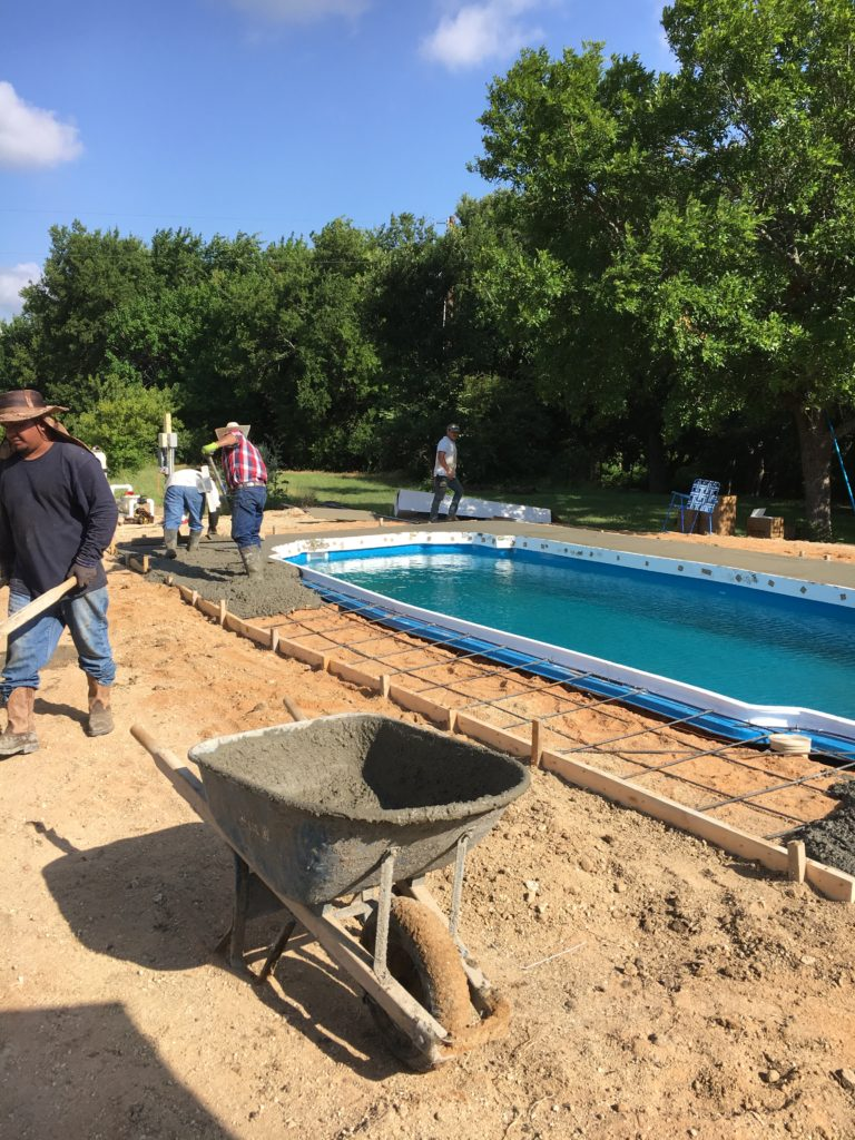 The McKinney Job – Deck Completion & Chemical Startup