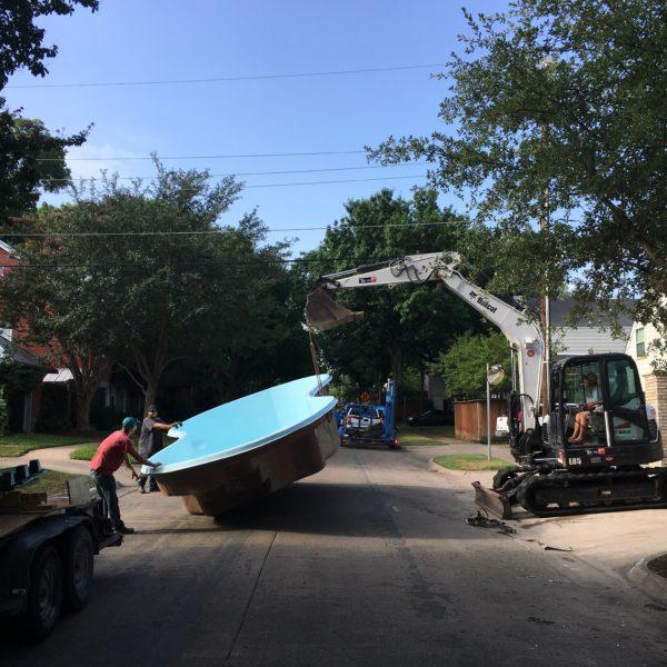 Installation: The Sundial, University Park TX (Phase #1)
