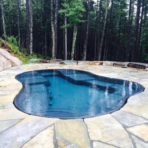 The Sandcastle Pool Shape