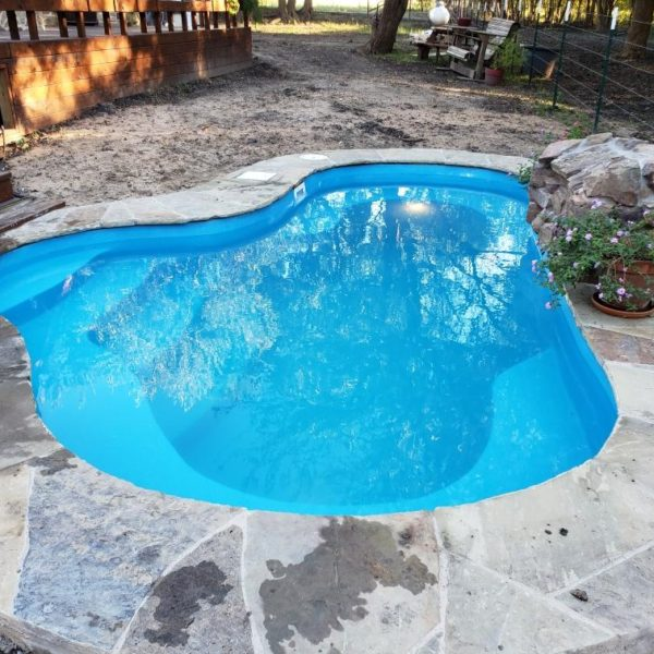 The Crystal Springs – Delivery & Installation in Celina TX