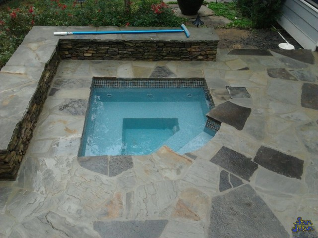 The Cove Spa is easy to maintain due to its petite size and 300 gallon water volume. You'll love the low maintenance and the maximum enjoyment you get out of this petite fiberglass spa!