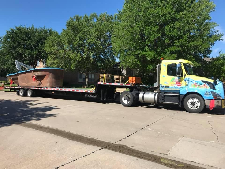 Installation: The Lelani, Lewisville TX (Phase #1)