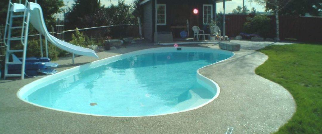 Fiberglass Pool Guyz Custom Inground Fiberglass Pools