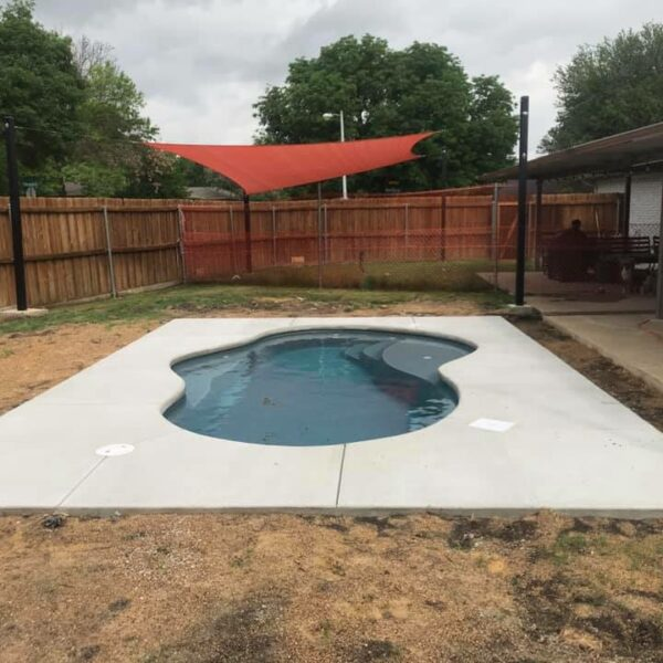Installation: The Crystal Cove, Plano TX (Phase #2)